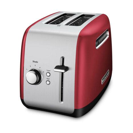 KitchenAid 2 Slice Toaster (Empire Red) 2