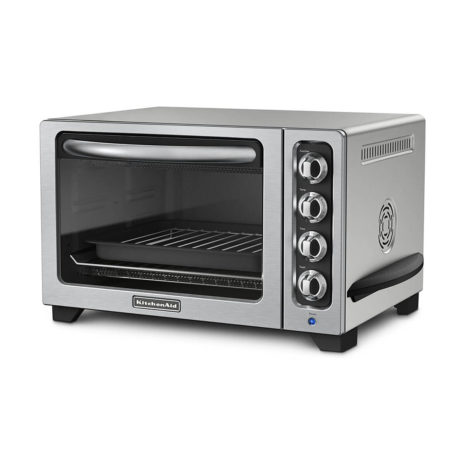 "KitchenAid 12"" Countertop Oven (Stainless Steel) 2"