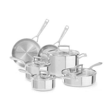 kitchenaid-10-piece-aluminum-non-stick-cookware-set