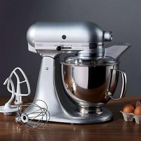 kitchenaid-artisan-metallic-chrome-stand-mixer