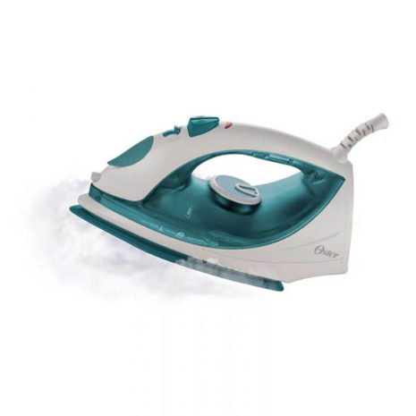 Oster Steam Iron With Non-Stick Soleplate