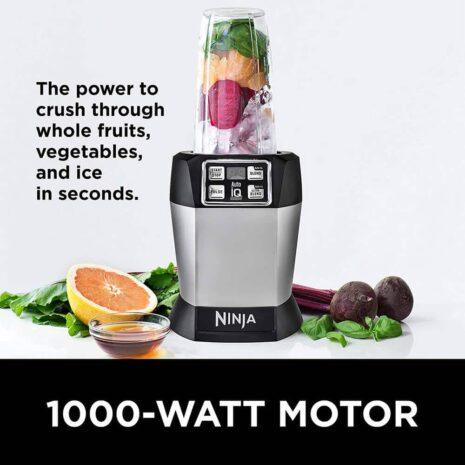 Ninja Nutri Ninja with Auto-IQ Base