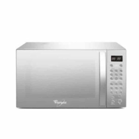 1.1cft Whirlpool Microwave - Silver