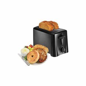 Proctor Silex 2-Slice Toaster, Black