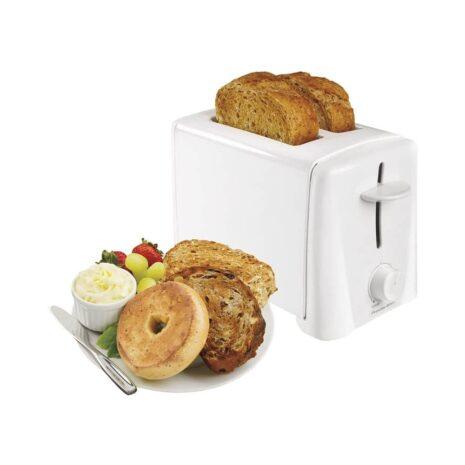 Proctor Silex 2-Slice Toaster, White