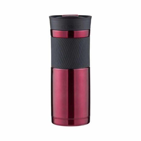 Contigo Snap Seal Vacuum-Insulated Travel Mug, Vivacious