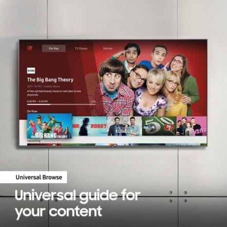 "Samsung 58"" - Flat 4K UHD Smart LED TV"