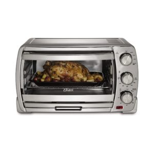 Oster Convection Toaster Oven - Brushed Chrome