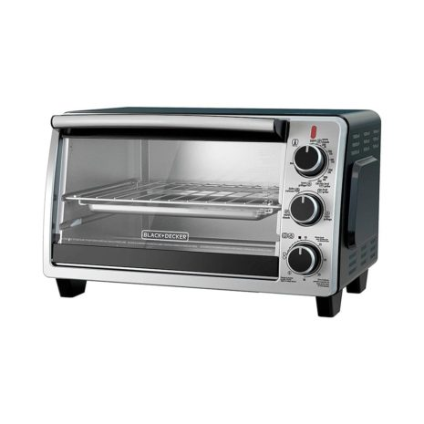 BLACK+DECKER 6-Slice Convection Counter-top Toaster Oven