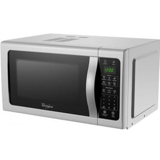 1.1cft Whirlpool Microwave with Grill - Silver