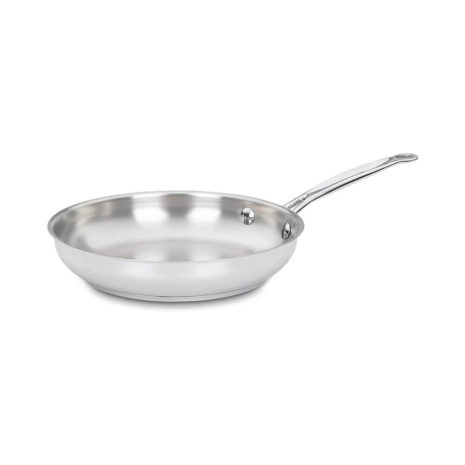 Cuisinart Chef's Classic Non-stick Stainless 10-Inch Skillet