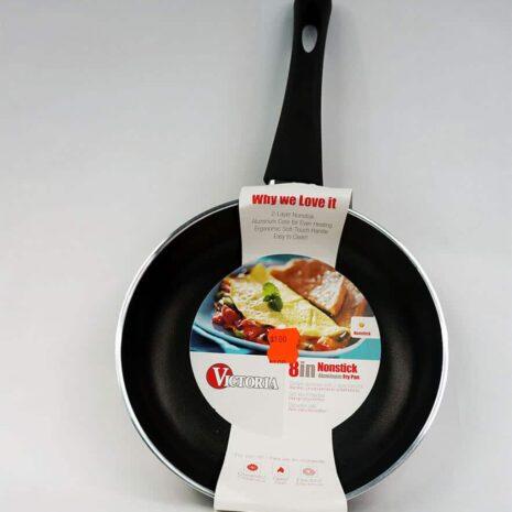 Victoria 8-inch Non-stick Aluminum fry panv