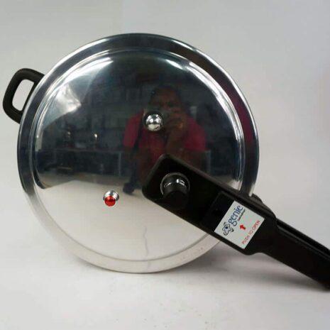 Genie 7L Aluminium Pressure Cooker