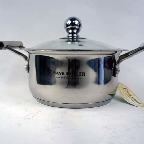 Frank Moller Tilly 10-piece cookware set