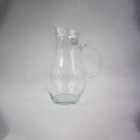 Spanish plain Glass Pitcher