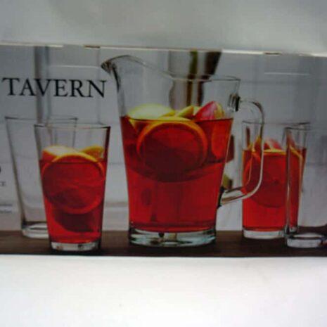 Tavern 5pc Glass set
