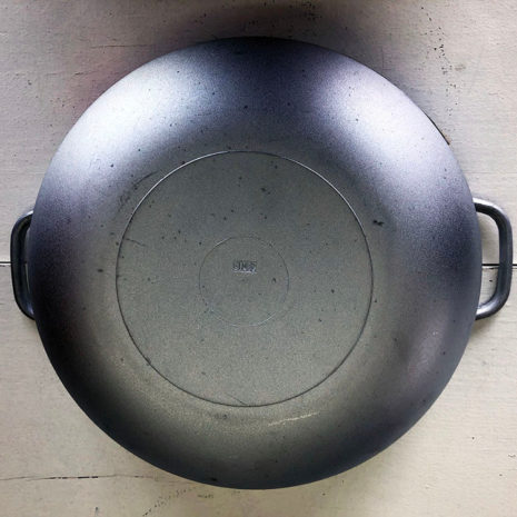 IMUSA Traditional Aluminium Caldero Cookware with cover IMG_3522