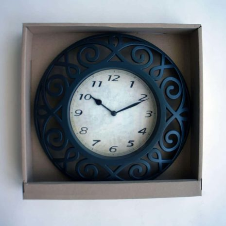 Analog Clock 12 - 987