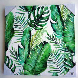 Canvas Art - Green