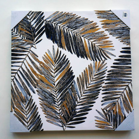 Canvas Art - Brown