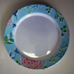 Plastic Plates - Assorted Colours