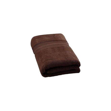 Star Home Jumbo Towel - Brown