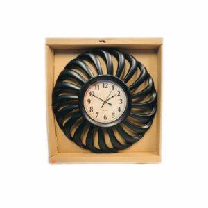 Brown Analog Decorative Wall Clock