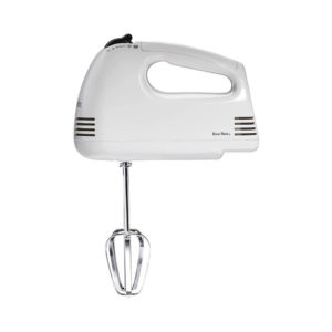 Proctor Silex 5 Speed Easy Mix Electric Hand Mixer - White