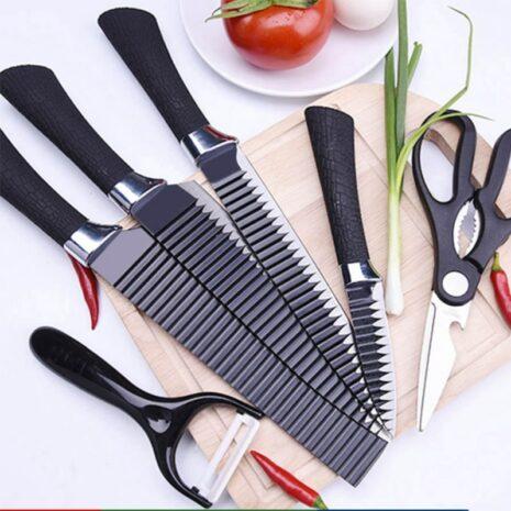 CookStyle 7pc Knife Set
