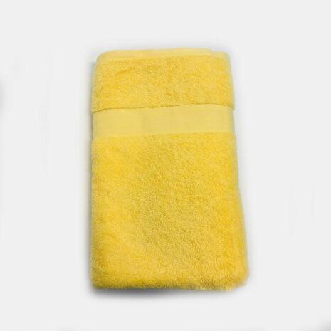 Star Home Jumbo Towel - Yellow