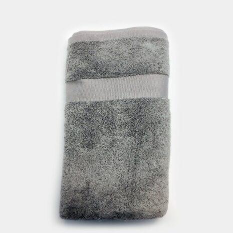 Star Home Jumbo Towel - Grey