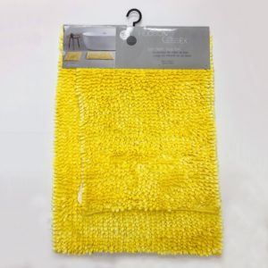 Hudson Essex 2pc Bath Rug Set - Yellow