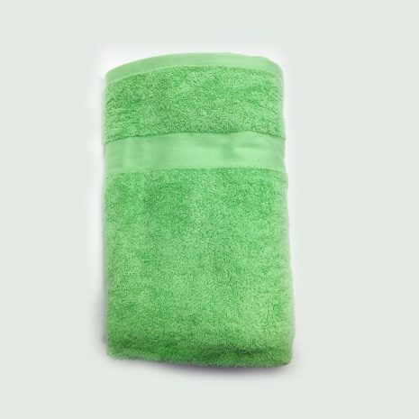 Star Home Jumbo Towel - Green