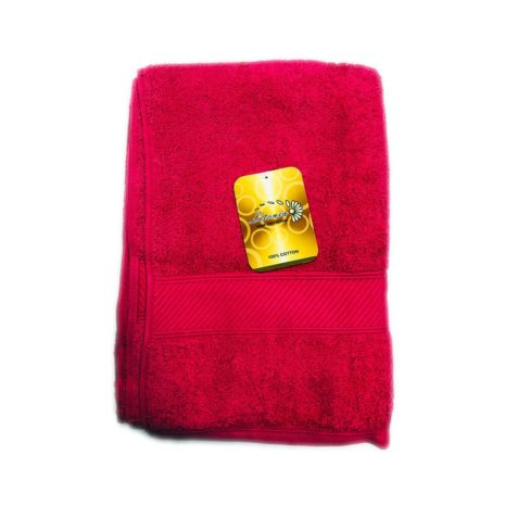 Letonia Home Collection Towel Small - Pink