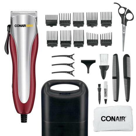Conair Magnetic motor Simple Cut 12-piece Haircut Kit