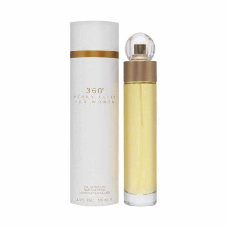 Perry Ellis 360 Spray-100ml/3.3oz for Women