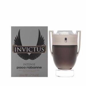 Invictus Intense by Paco Rabanne Eau de Toilette for Men 50ml