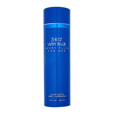 Perry Ellis 360 Blue for Women Spray100ml/3.4oz