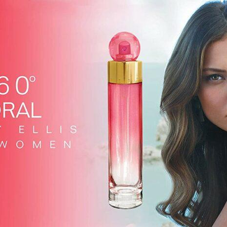 Perry Ellis 360 Coral for Women Spray100ml/3.4oz