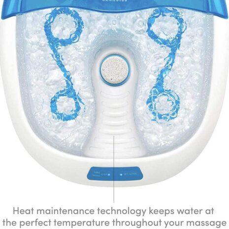 HoMedics Pedicure Footbath with Heat