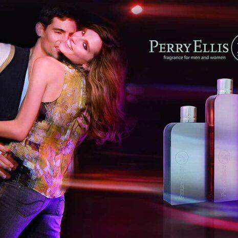 Perry Ellis 18 Women 4 Pc Gift Set