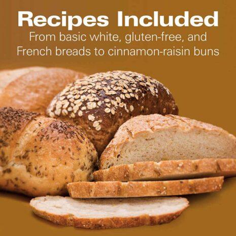 Hamilton Beach Bread Maker - White