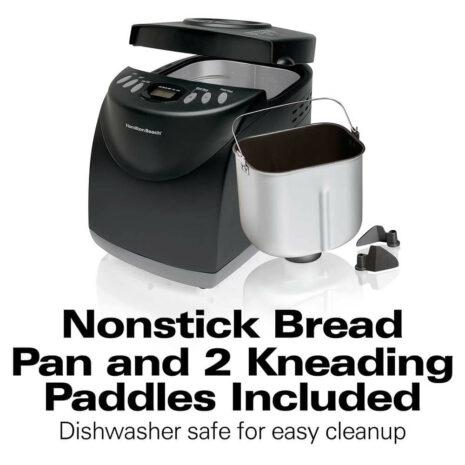 Hamilton Beach Bread Maker - Black