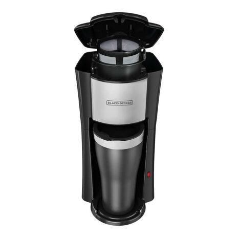Black and Decker Single Serve Coffeemaker - Black