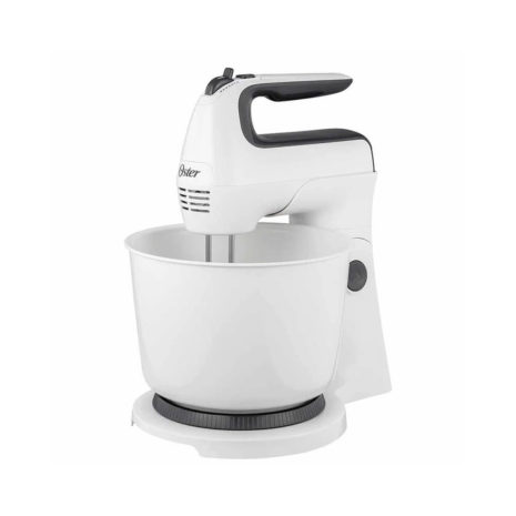 Oster Hand and Stand Mixer 6 Speeds – White
