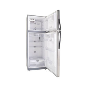 Whirlpool 9cft Top-Bottom Mount Fridge with Dispenser, Frost Free, Tropicalized - Silver