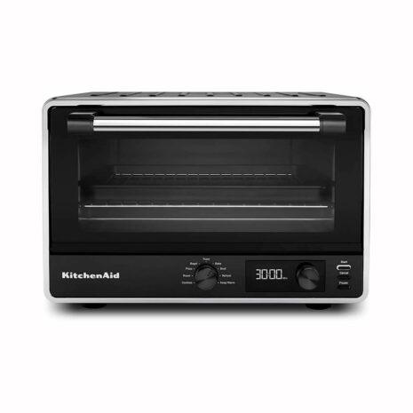 KitchenAid Digital Countertop Oven - Black Matte