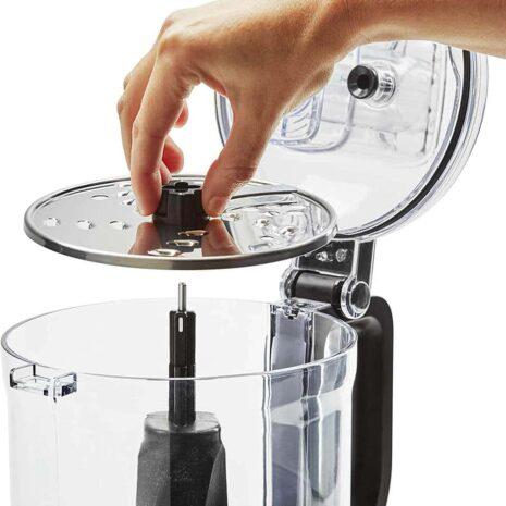 KitchenAid Food Processor 7 Cup - Matte Black