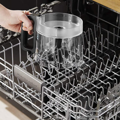 KitchenAid Food Processor 7 Cup - Contour Silver