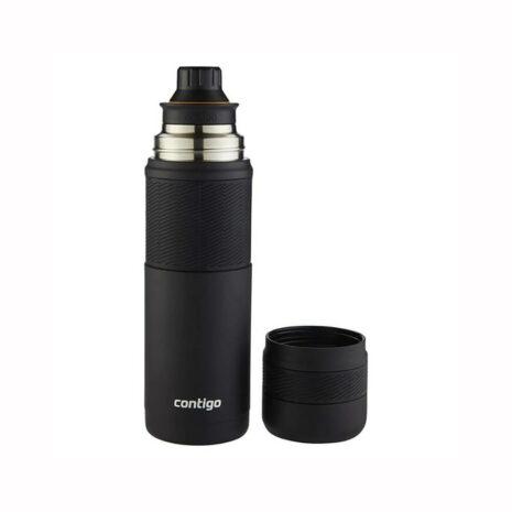 Contigo Thermalock 25oz Insulated Stainless Steel Bottle - Black
